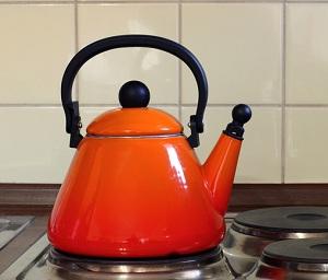 Чайники для газовой плиты из различных материалов