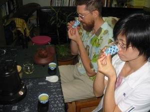 эффект чая тигуанинь
