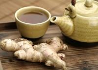 как пить имбирный чай