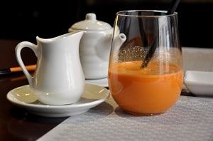 свойства морковного чая