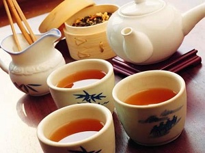 технология заваривания зеленого чая