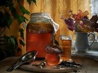 чайный гриб польза и вред