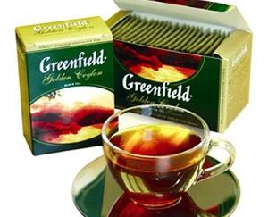 черный чай гринфилд