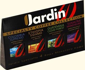 Кофе «Жардин» — заряд бодрости на целый день
