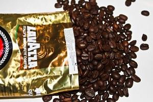приготовление кофе лавацца
