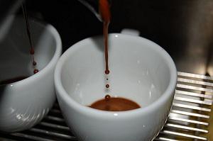 приготовление кофе ристретто