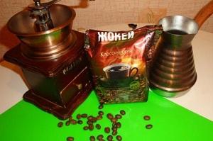 виды кофе жокей
