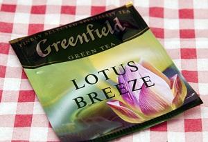 зеленый чай гринфилд
