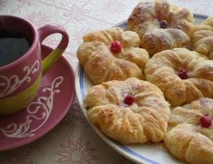 Быстрая выпечка к чаю. Рецепты домашнего приготовления