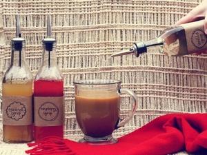 Рецепты кофе с сиропом