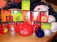 Подарочный чай тесс