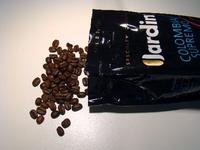 кофе жардин в зернах