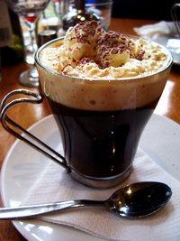 рецепт кофе с сиропом