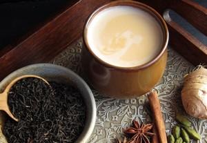 Масала чай: традиционный индийский напиток бодрости!