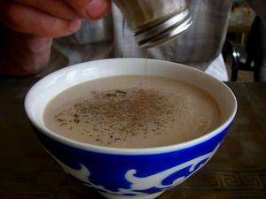 Молоко для заваривания