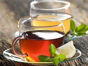 Чай с лимоном — любимый напиток на все случаи жизни