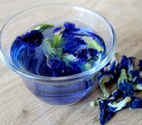 свойства синего чая