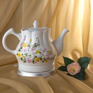Керамические электрические чайники: аргументы «за» и «против»