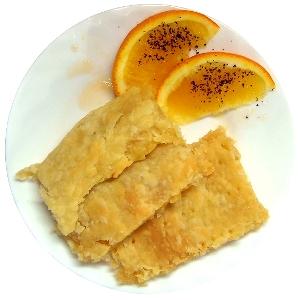 Рецепт слоеного лимонника