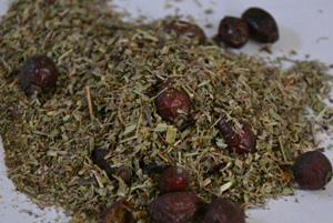 рецепт приготовления витаминного чая