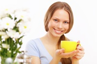 Употребление чая при кормлении