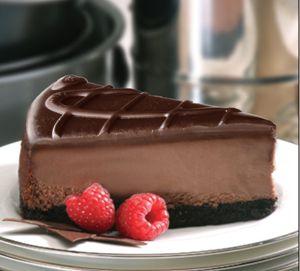 Приготовление шоколадного чизкейка