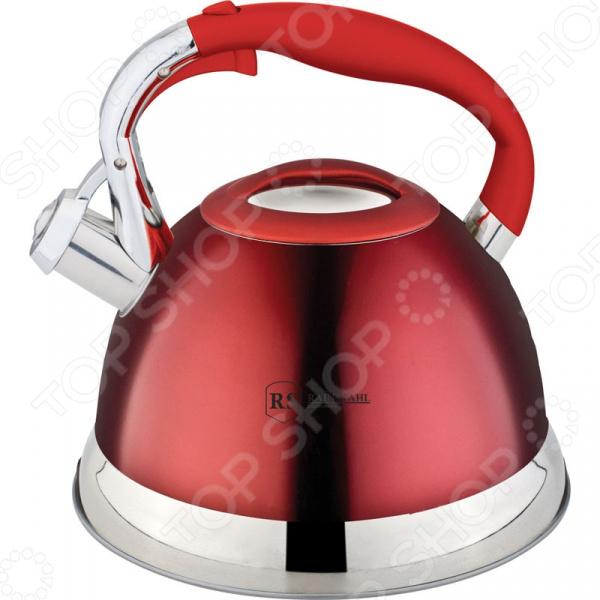 Чайник со свистком Rainstahl RS/WK-7609-27. В ассортименте