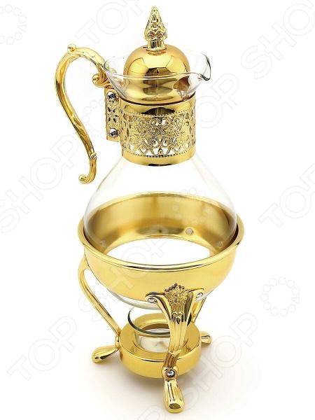 Чайник заварочный с подогревом MARQUIS 8012-MR