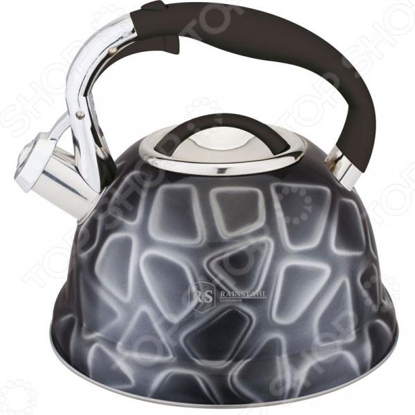 Чайник со свистком Rainstahl RS/WK-7639-27. В ассортименте