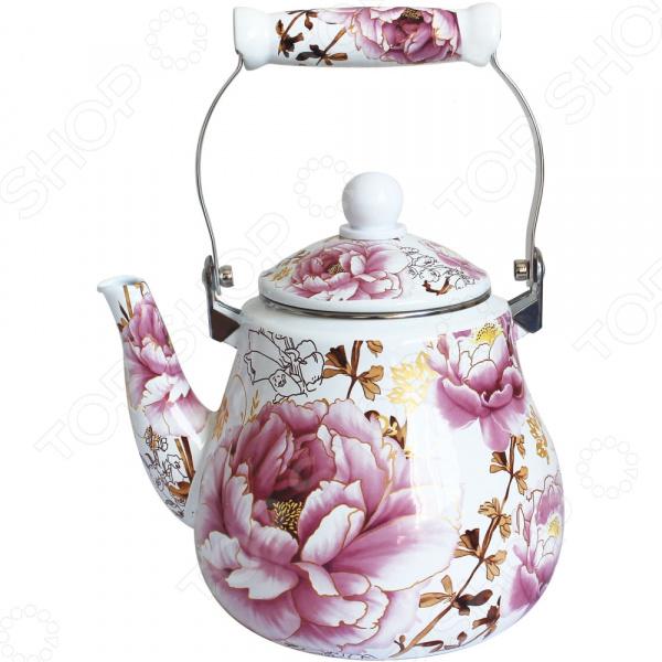 Чайник эмалированный RAINSTAHL RS-7530-25