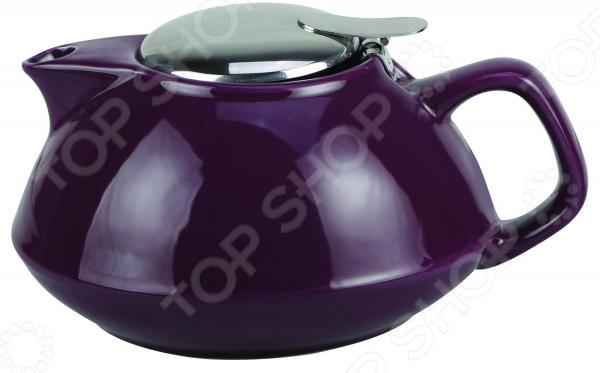 Чайник заварочный Elrington «Феличита. Глазурь» Bracket Handle