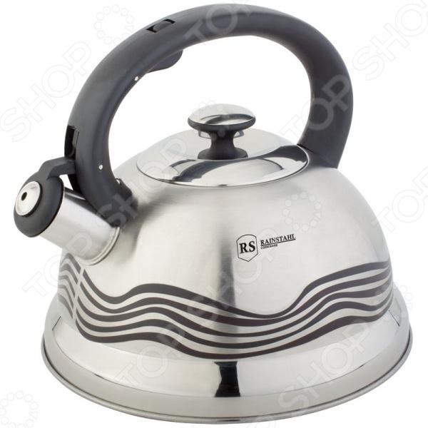 Чайник со свистком Rainstahl RS\WK-7640-27. В ассортименте