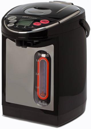Термопот Brand 4404B 750 Вт чёрный 4 л пластик