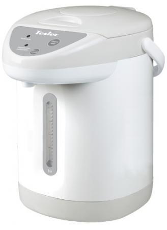 Чайник TESLER TP-3001 750 Вт белый 3 л нержавеющая сталь