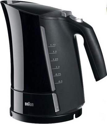 Чайник электрический BRAUN WK 500 ONYX