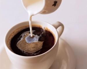 кофе со сливками калорийность