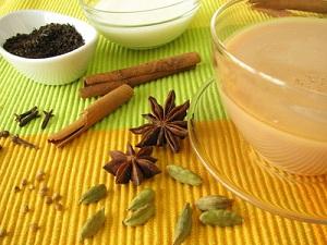 приготовление чая массалы