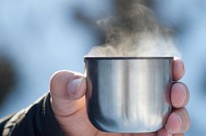 как заваривать чай в термосе