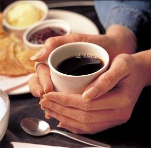какое вещество содержится в зернах кофе