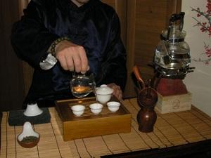 технология заваривания китайского зеленого чая