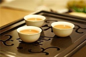 современный чай красный халат