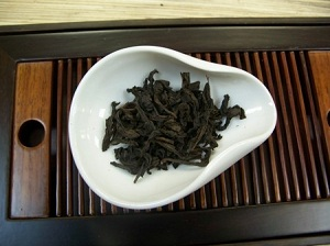эффект чая красный халат