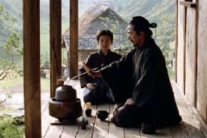 организация чайной церемонии