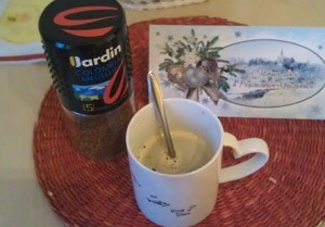 растворимый кофе жардин