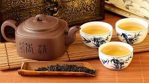 происхождение названия чая красный халат