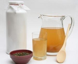 как заварить чайный гриб
