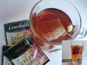 травяной чай гринфилд