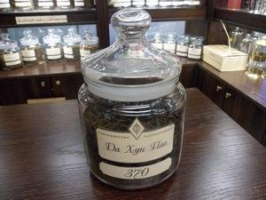 Хранение чая Да Хун Пао