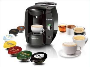 Капсулы для кофемашины Bosch Tassimo