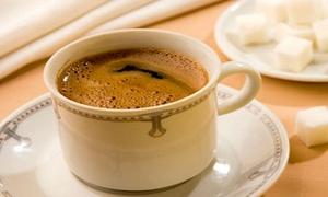 Классический кофе лунго